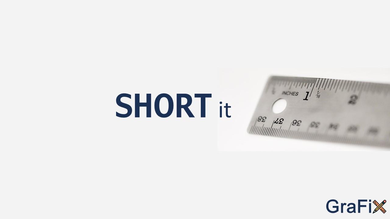 קצר קצר וממוקד